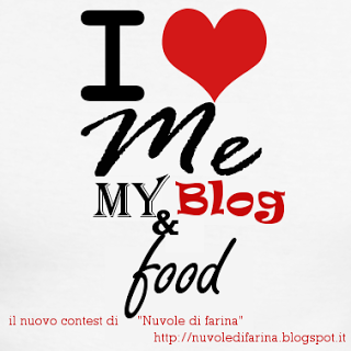Contest: I love me my blog and food