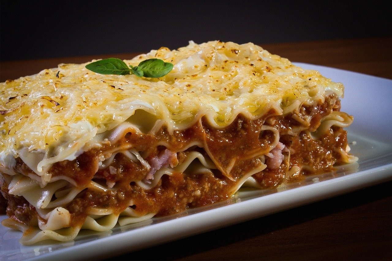 lasagne Pixabay