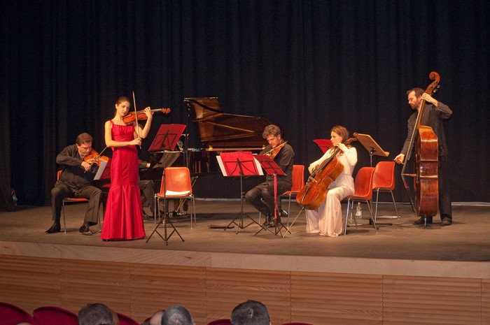 Sinfonietta Movie Ensemble a Staranzano