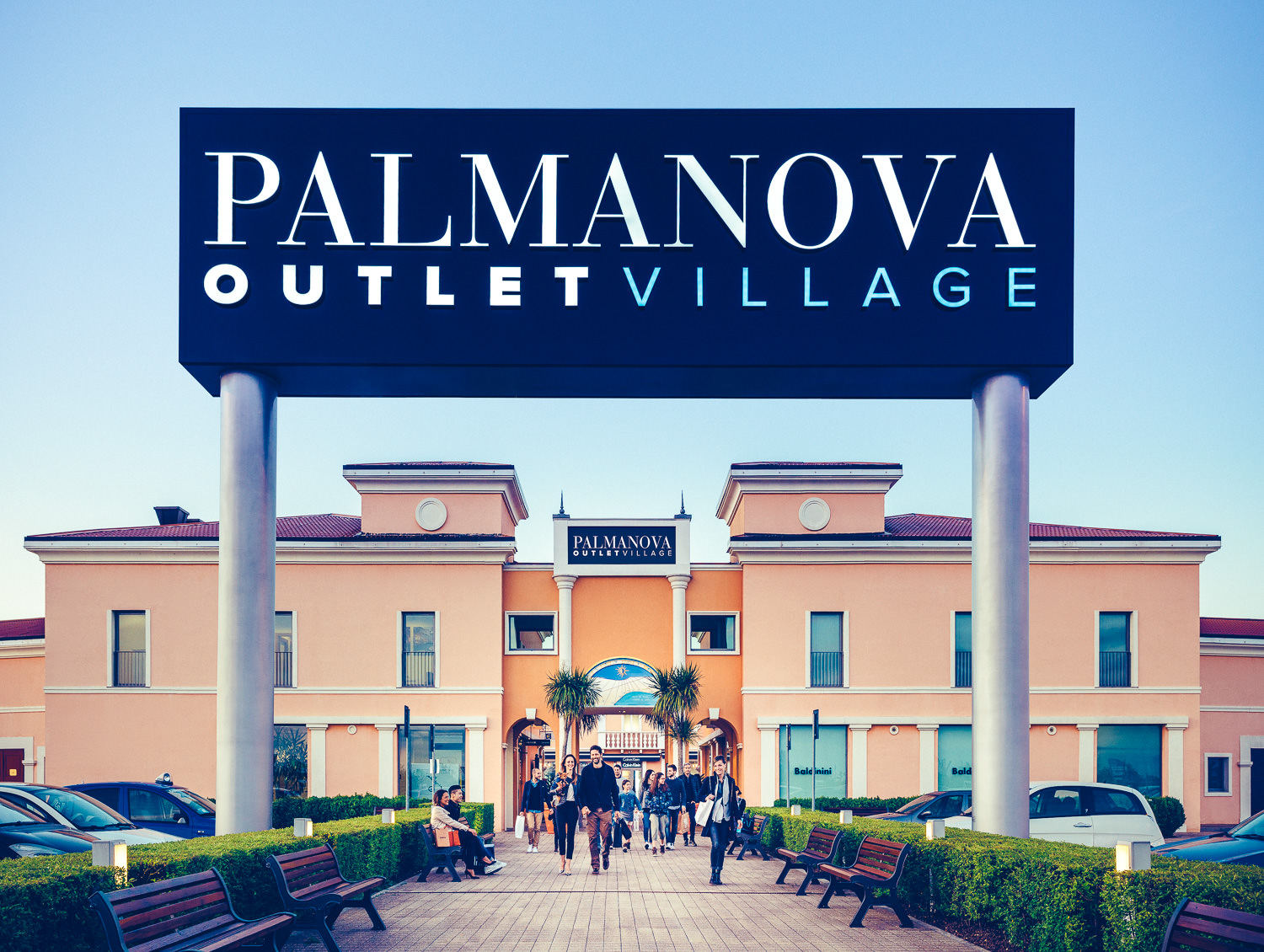 ingresso Palmanova Outlet Village