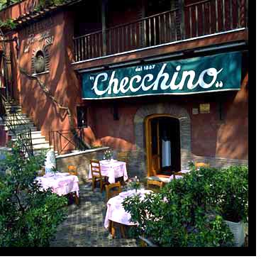 Ristorante Checchino Roma