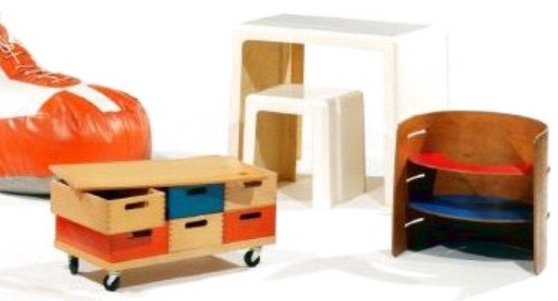 Mobili di design per bambini for Mobili per bambini di design