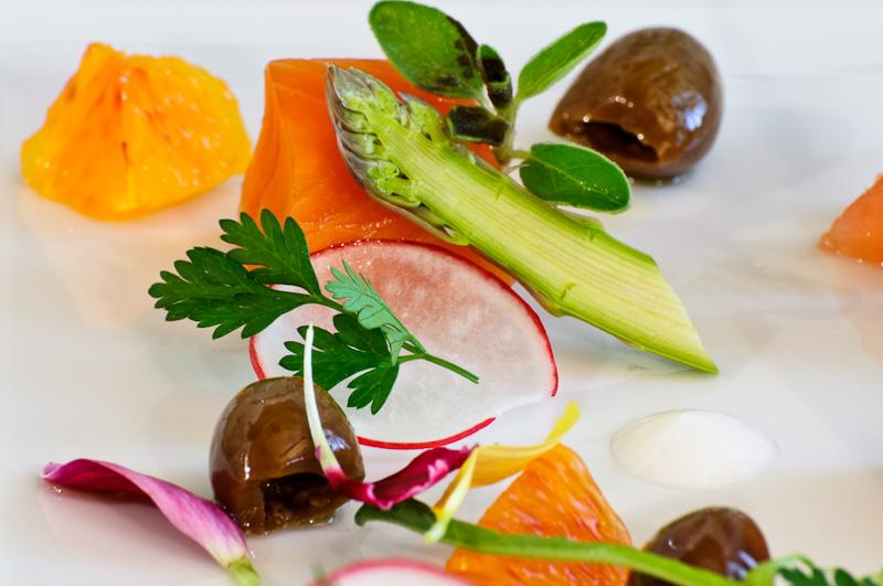 Chef fabrizio tesse del ristorante locanda di orta trota - A tavola con lo chef ...
