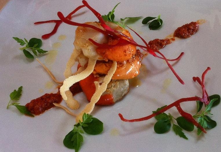 Chef deborah corsi del ristorante la perla del mare la - A tavola con lo chef ...