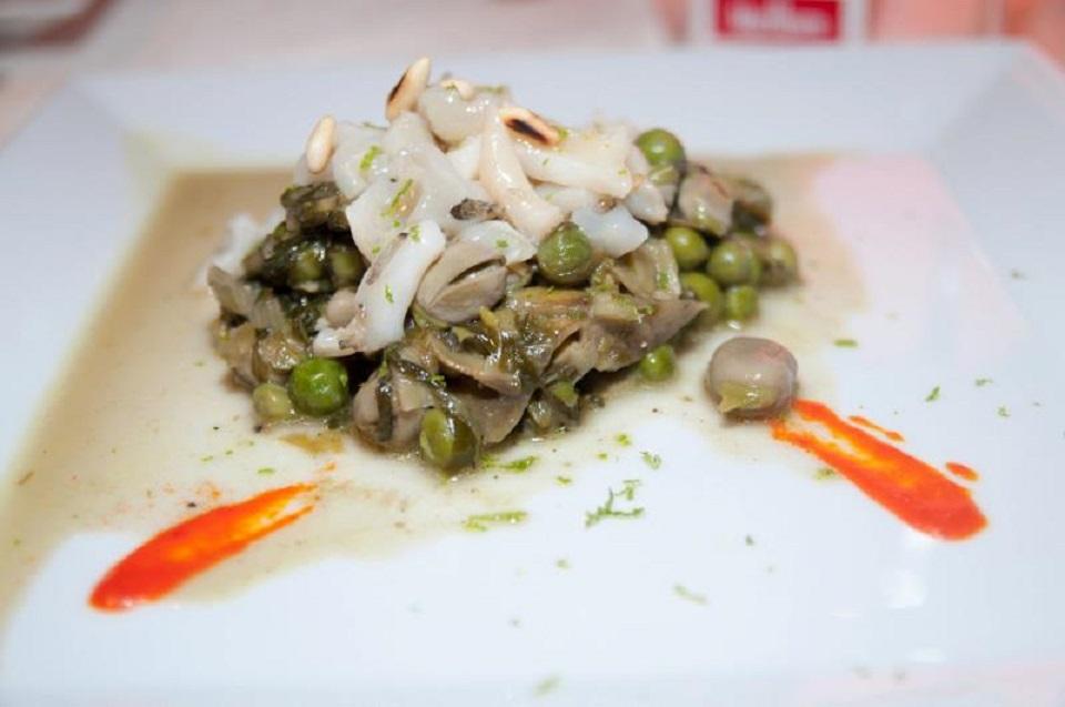 Chef marina perna del ristorante la regola vignarola con - A tavola con lo chef ...